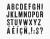 Boqueria Typography